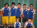 Okresní kolo v basketbalu chlapců NG