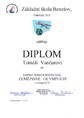 Diplom T. Vančury z KK ZeO 20122013