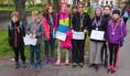 Plavecko-běžecký pohár přinesl našim sportovcům 5 medailí!