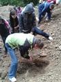 Geologický kurz 2.A odstartoval famózními nálezy na Kozákově!