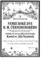 Koncert v kostele sv. Jiljí v Nymburce dne 14. 6. 2014