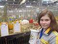 Velký úspěch mladé chovatelky na Evropské výstavě zvířat v Lipsku!