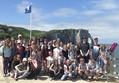 Exkurze do Normandie - den první