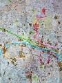 Paříž - itinerář