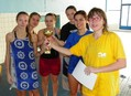 Studenti Gymnázia Nymburk vyplavali 3 poháry!