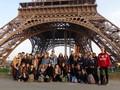 Reportáž psaná na Eiffelovce