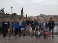 Der Ausflug nach Prag