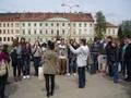 Předmaturanti v Terezíně 2012