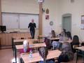 Studenti sociologického semináře diskutovali o problému sociálního vyloučení
