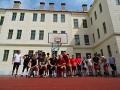 2. kolo Školní streetballové ligy a rekordních 53 trojek