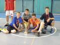 Vítězství v 10. ročníku Školní streetballové ligy patřilo týmu Without Name III