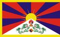 Tibetská vlajka opět zavlála nad budovou školy
