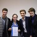 První debatní turnaj roku skončil bronzově