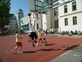 Školní streetballová liga : nejbližší utkání