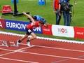 Víťa Müller v semifinále ME v atletice