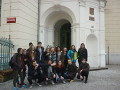 Hostili jsme francouzské studenty.