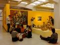 Výtvarná exkurze do Veletržního paláce v Praze