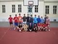 Školní streetballová liga - složení týmů a rozpis prvního hracího dne