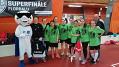 Národním finále - Západ Florbal Challenge 2017/2018