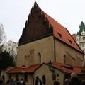 1A na exkurzi v Židovském muzeu v Praze
