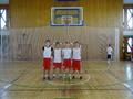 B tým - kategorie VI A (Zajíček, Novotný, Mikula, Pýcha)