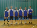 Okresní kolo středoškolského volejbalového turnaje dívek