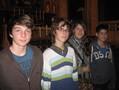 Historiáda 2011 Tým v katedrále Sv. Barbory