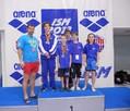 Plavec David Noll zazářil na mezinárodních závodech v Berlíně!