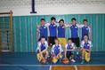 Krajské kolo v basketbalu chlapců