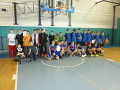 Postup basketbalistů
