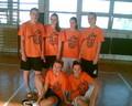 Eliminace v basketbalu dívek středních škol