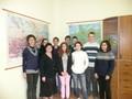 Konverzační soutěž v německém jazyce –  školní kolo