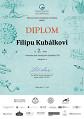 OK GeO 2021 - diplom F. Kubálka