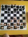 Okresní kolo v šachu