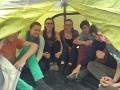 Trénujeme na bronzové expedice DofE