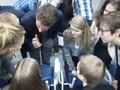 Úspěch na krajském kole Studentské Agory