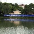 5. místo na závodech modelů rychlostních lodí v Šanghaji